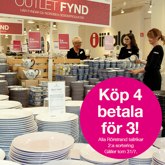 Rörstrand Center / Iittala Outlet